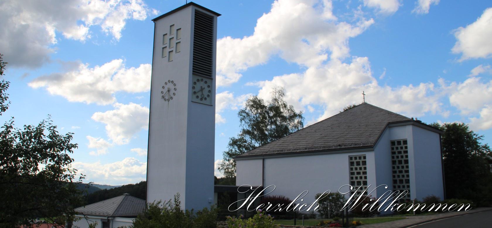 Herzlich Willkommen bei der Evangelischen Kirche Herzhausen